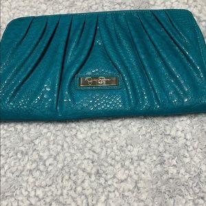 Jessica Simpson large wallet